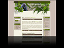 Wildlife Wordpress theme and website template with gorilla
