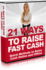 Thumbnail 21 Ways to Raise Cash Fast with MRR
