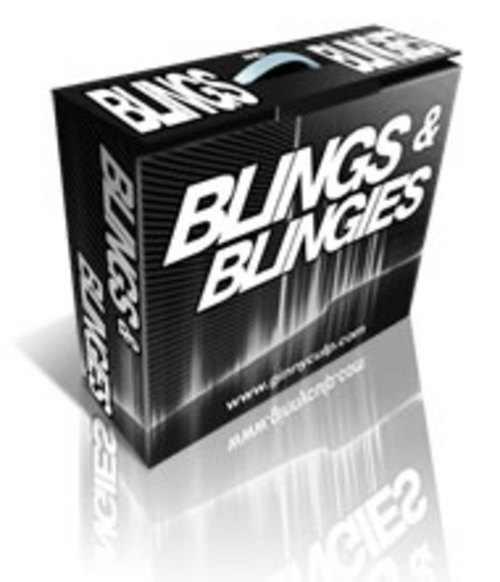 Product picture Blings and Blingies
