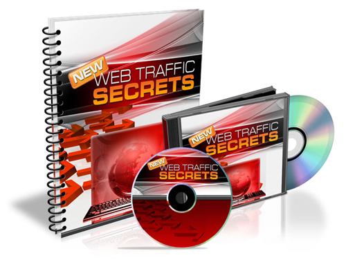 Product picture WebTraffic Secrets with MRR