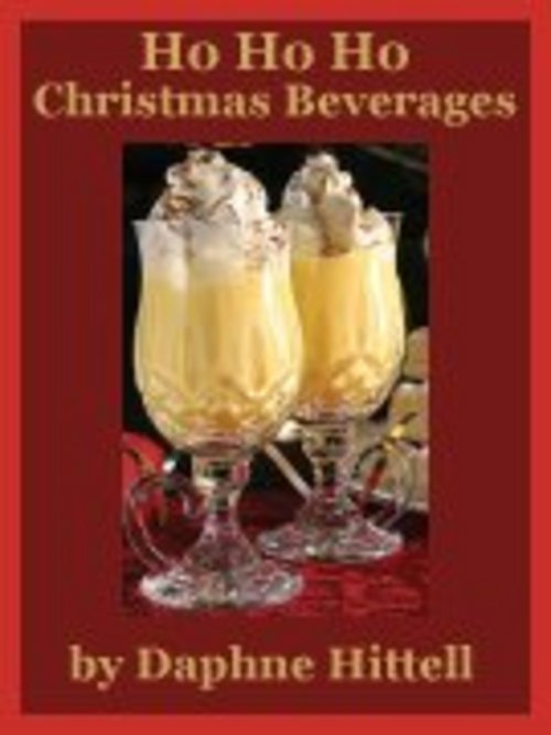 Product picture Christmas Beverages - Recipies - With MRR