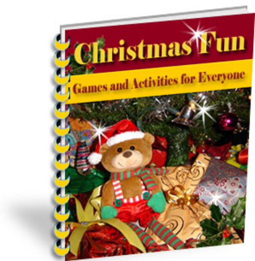 Product picture Fun Christmas ideas with MRR