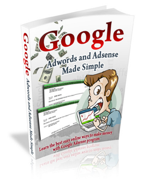 Product picture Google Adwords and Adsense Made Simple