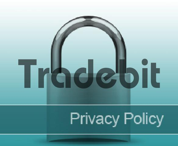 Product picture Privacy policy image - blue - royalty free